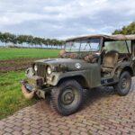 Nekaf M38a1 Jeep 1960 te koop