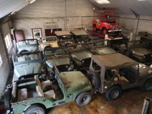 Meer dan 30X Nekaf Jeep en Willys M38a1 te Koop