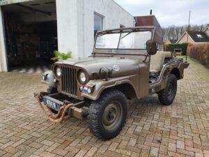 Nekaf M38a1 Jeep 1955 Te Koop For Sale Willyb Jeep (4)