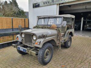 Nekaf Jeep - Super Fijn Rijdende Willys M38a1 uit 1955 Te Koop