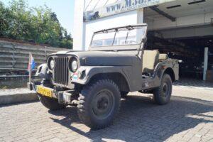 Nekaf M38a1 Jeep 1956 FULL MATCHING Ambulance GWT Gewondetransport Te Koop