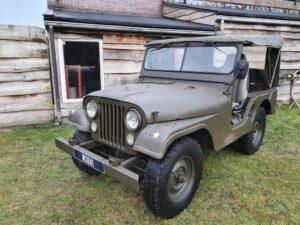 Nekaf M39a1 Jeep Te Koop Legervoertuig 4x4 met Jeep Stoelen