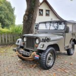 Nekaf - Willys M38a1 Jeep 1958 Full matching (1)
