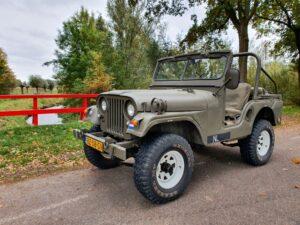 Nekaf Jeep 1956 Stoer en Hoge Jeep - Willys m38a Jeep Te Koop For Sale