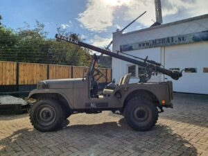 Nekaf Jeep TLV Willys M38a1